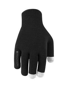madison-isoler-merinonbspcycle-gloves-black