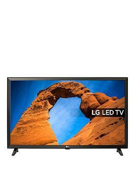 Lg 32Lk510Bpld Hd-Ready Led Tv - Black