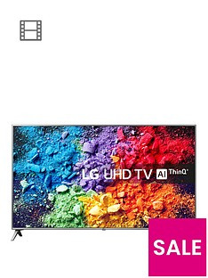 lg-50uk6500pla-ultra-hd-4k-hdr-smart-led-tv-with-freeviewnbspplay-steel-silver-amp-black
