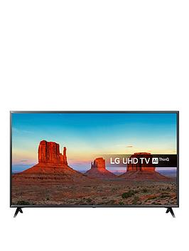 Lg 65Uk6300Plb 65 Inch Ultra Hd, 4K Hdr, Freeview Play, Smart, Led Tv - Black