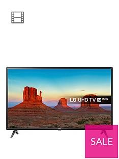 lg-43uk6300plbnbsp43-inch-ultra-hd-4k-hdr-freeview-play-smart-led-tvnbsp--black