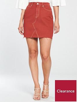 v-by-very-a-line-skirt-rust