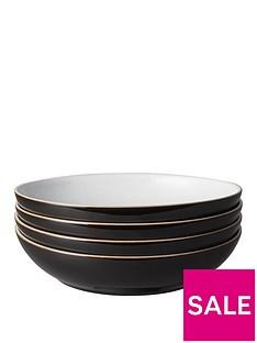denby-elements-4-piece-pasta-bowl-set-ndash-black