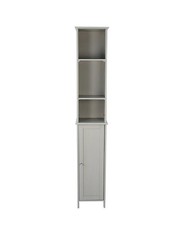 Lloyd Pascal Portland Tall Bathroom, Tall Bathroom Storage Cabinets