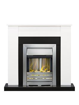 adam-fire-surrounds-solus-fireplace-suite-in-white-and-black-with-helios-brushed-steel-electric-fire