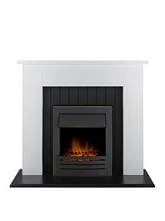 adam-fire-surrounds-chessington-fireplace-in-white-amp-black-with-eclipse-black-electric-fire