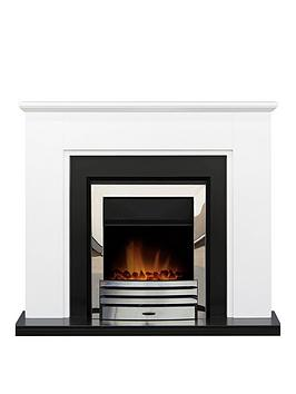 adam-fire-surrounds-greenwich-fireplace-in-white-amp-black-with-eclipse-chrome-electric-fire
