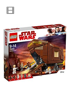 LEGO Star Wars 75220Sandcrawler™