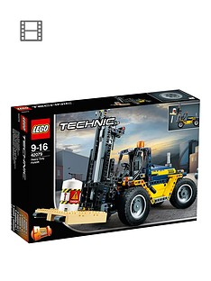 LEGO Technic 42079 Heavy Duty Forklift