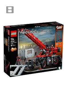 LEGO Technic 42082Rough Terrain Crane