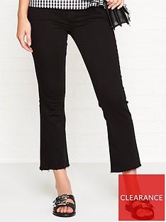 j-brand-selena-crop-bootcut-raw-hem-jeans-black-bastille
