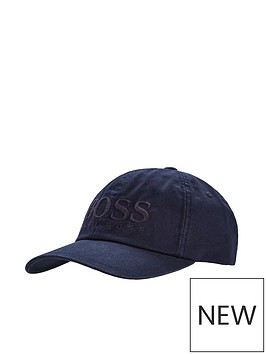boss-casual-large-logo-twill-cap