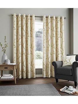 hemsworth-lined-eyelet-curtains