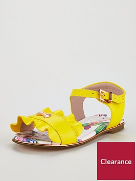 baker-by-ted-baker-toddler-girls-frill-sandal-yellow