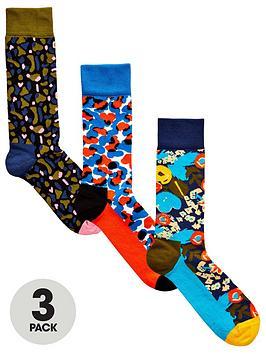 happy-socks-3pk-wiz-khalifa-socks