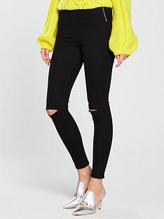 v-by-very-charleynbsphigh-waisted-ripped-jegging-black