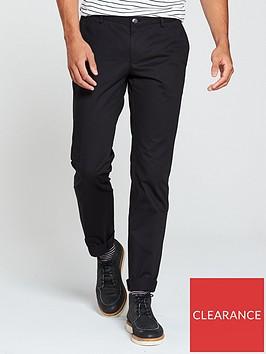 hugo-slim-fit-chino-trousers-black