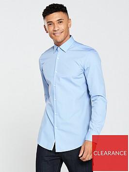 hugo-plain-long-sleeve-shirt-light-bluenbsp