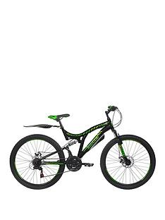 RAD Dual Suspension Mens Mountain Bike