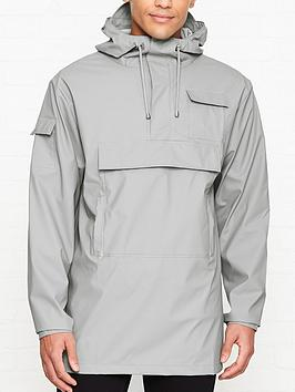 rains-waterproof-camp-anorak-stone
