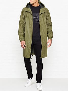 rains-waterproof-fishtail-parka-sage