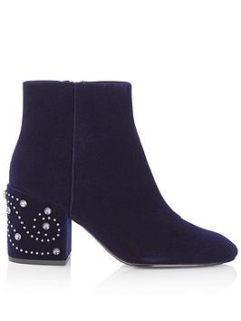 ash-edge-velvet-embellished-heeled-boots-dark-blue