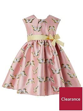 monsoon-baby-girlsnbsppapillon-jacquard-dress