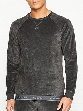 calvin-klein-cotton-velour-lounge-sweatshirt--nbspgrey