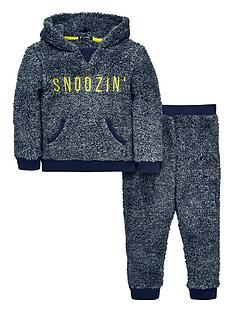 mini-v-by-very-snoozin-soft-touch-fleece-hoody-jogger-lounge-set