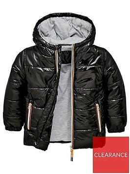mini-v-by-very-padded-coat-black