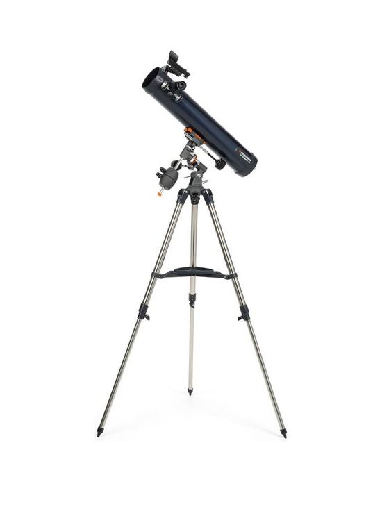 AstroMaster 76EQ Newtonian Reflector Telescope
