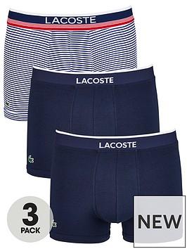lacoste-3pk-stripeplain-trunk