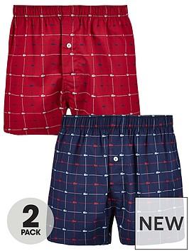 lacoste-2pk-woven-boxer-short