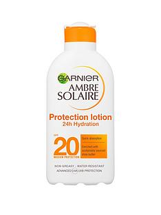 garnier-ambre-solaire-ultra-hydrating-shea-butter-sun-protection-cream-spf20-200ml
