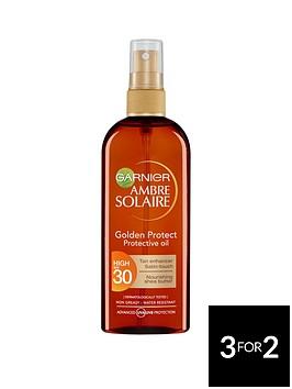 garnier-ambre-solaire-golden-protect-sun-oil-spf30-150ml