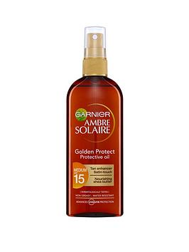 garnier-ambre-solaire-golden-protect-sun-oil-spf15-150ml