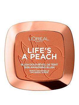 loreal-paris-l039oreal-paris-life039s-a-peach-blush-powder
