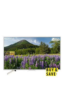 sony-kd55xf7073-55-inch-4k-hdr-ultra-hd-smart-tv-with-freeview-play-silver