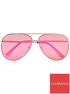 thomas-james-milk-pink-aviator-sunglasses-gold