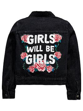 v-by-very-girls-black-back-slogan-denim-jacket
