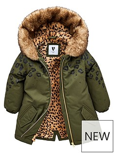 mini-v-by-very-girls-animal-faux-fur-lined-parka