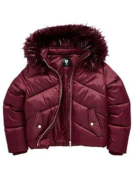 v-by-very-girls-faux-fur-hood-padded-coat