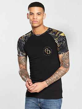 river-island-baroque-raglan-t-shirt