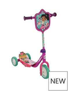 Nella The Princess Knight Nella the Princess Knight My First Tri Scooter