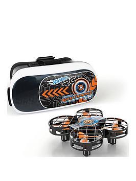 Hot Wheels Drx Skytrackz Fpv Racing Set