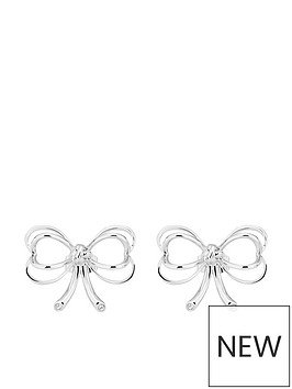 ted-baker-lakia-small-heart-bow-stud-earrings-silver
