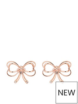 ted-baker-lakia-small-heart-bow-stud-earrings-rose-gold
