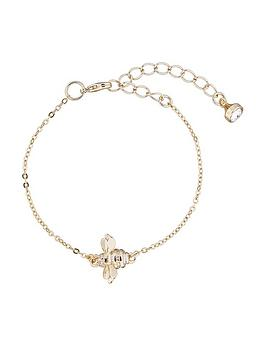 ted-baker-beedina-bumble-bee-bracelet-pale-gold