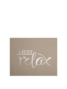 graham-brown-just-relax-embellished-wall-art
