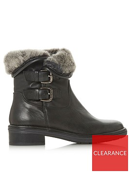 dune-london-dune-rita-fur-lined-ankle-boot